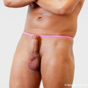 Men Loop with Ring