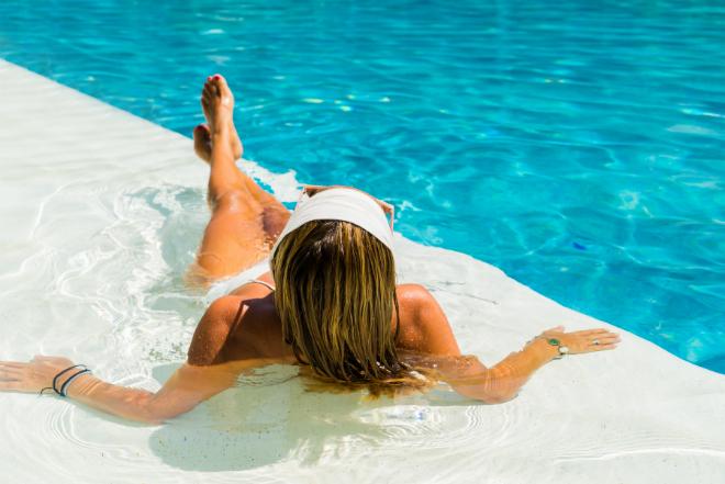 Sex Im Schwimbad