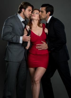 Wifesharing, besonders im Club, kann auch zum Gruppensex führen